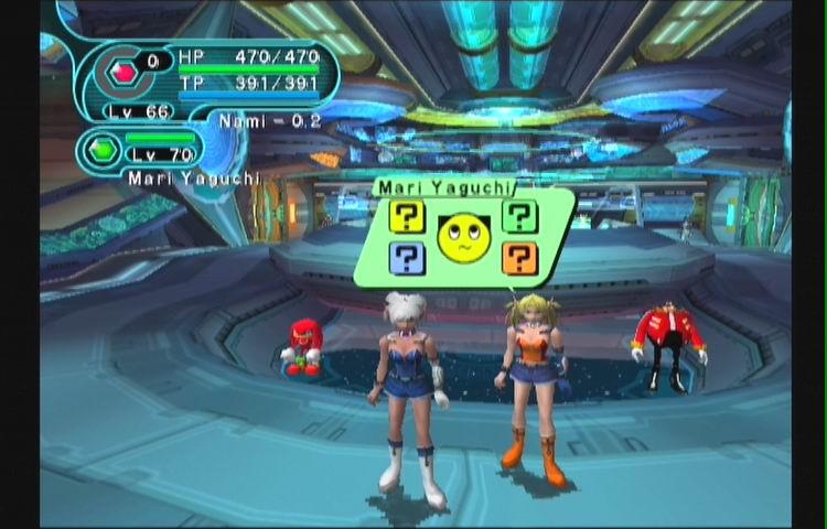 Evento Sonic #1
