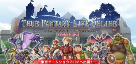 True Fantasy Live Online logo