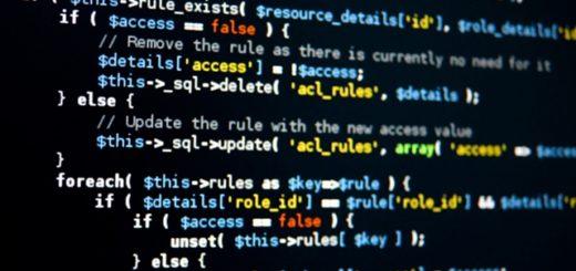 Code photo